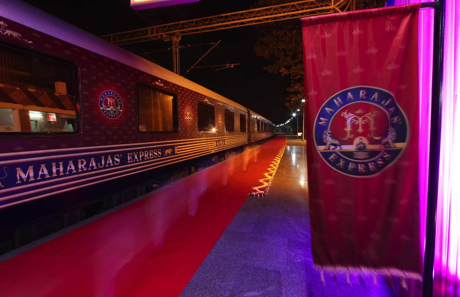 Maharaja Express - Voyage en train Inde